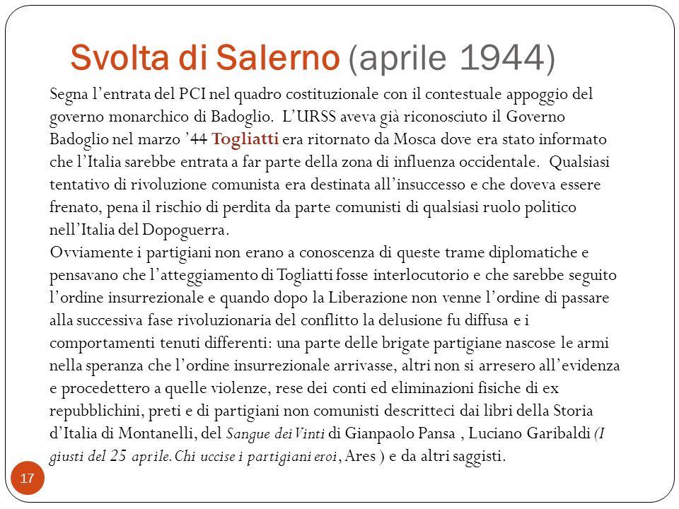 Svolta di Salerno (aprile 1944)