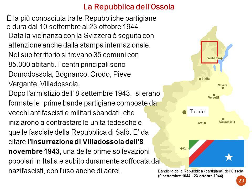 La Repubblica dell Ossola