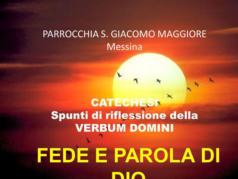 PARROCCHIA S. GIACOMO MAGGIORE Messina