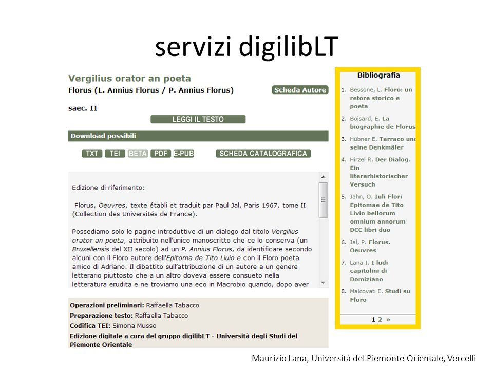 servizi digilibLT