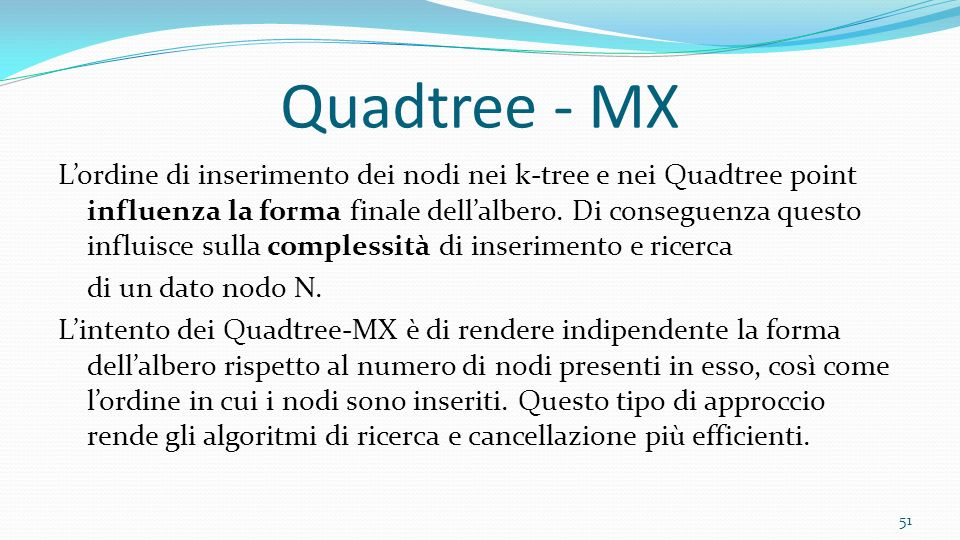 Quadtree - MX