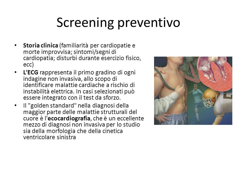 Screening preventivo