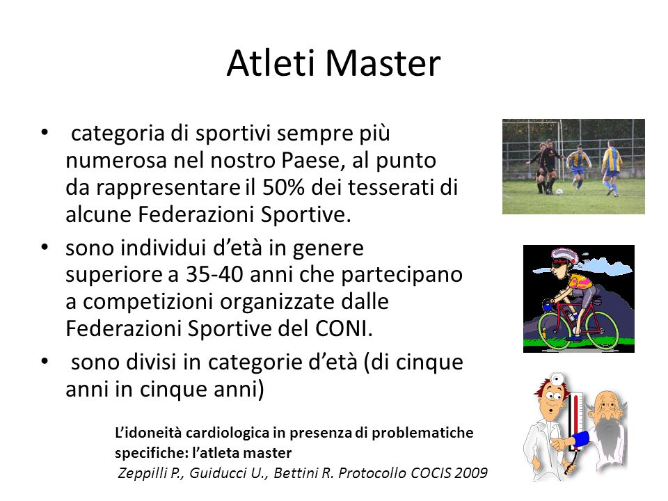 Atleti Master