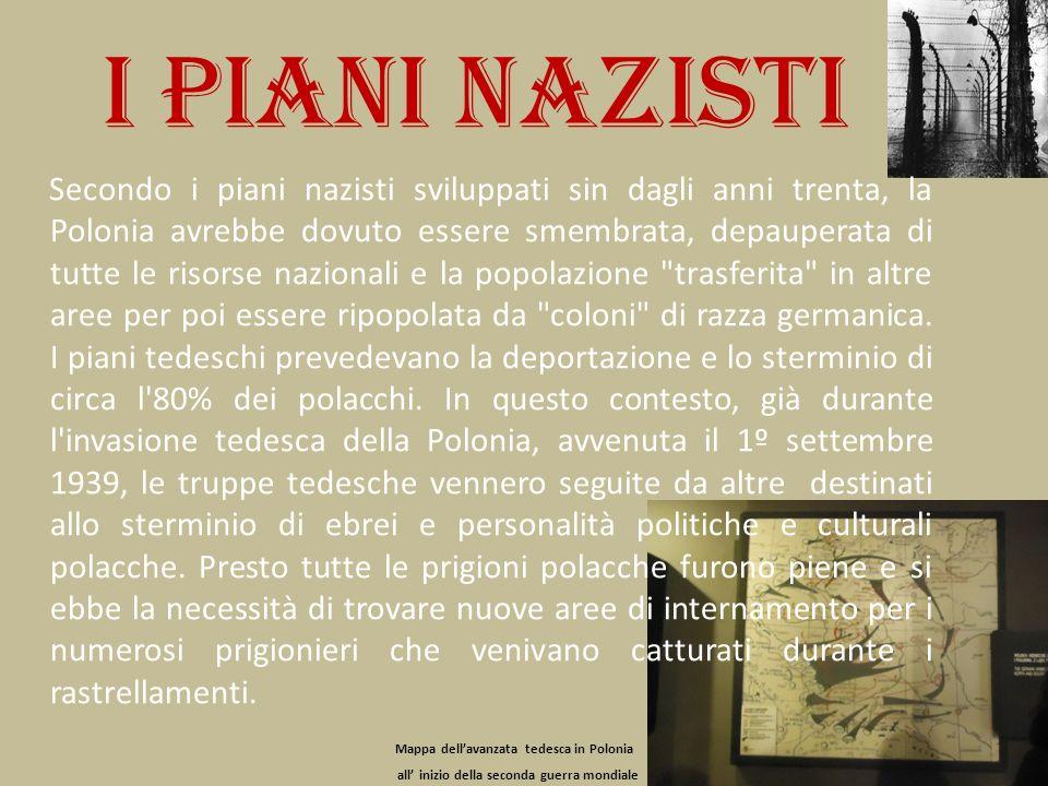 I piani nazisti