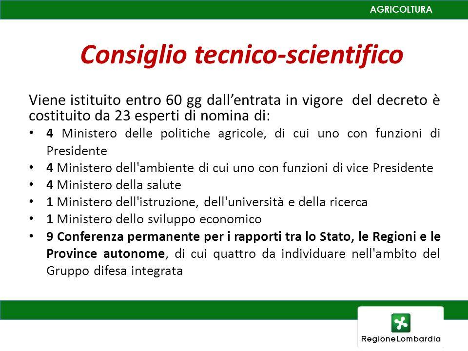 Consiglio tecnico-scientifico