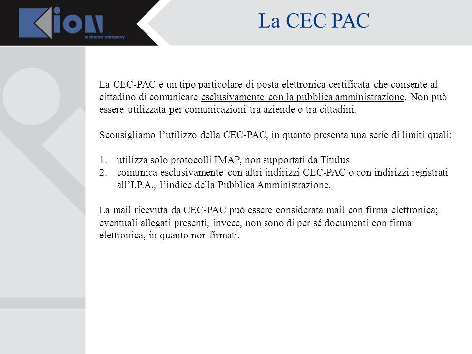 La CEC PAC