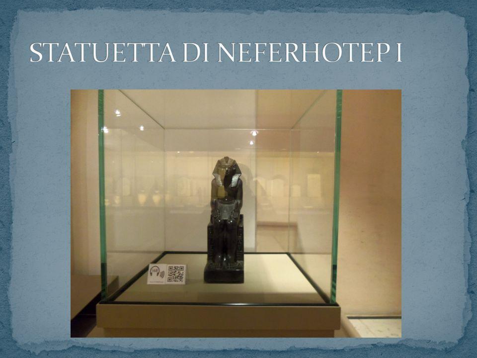 STATUETTA DI NEFERHOTEP I