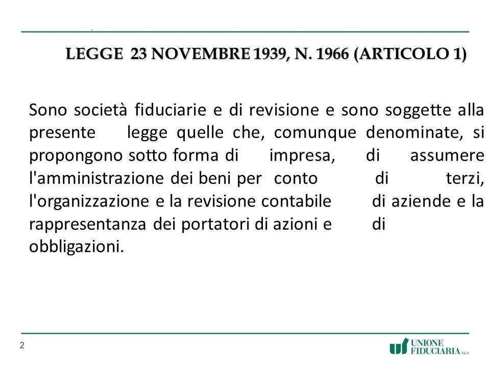 Legge 23 novembre 1939, n. 1966 (articolo 1)