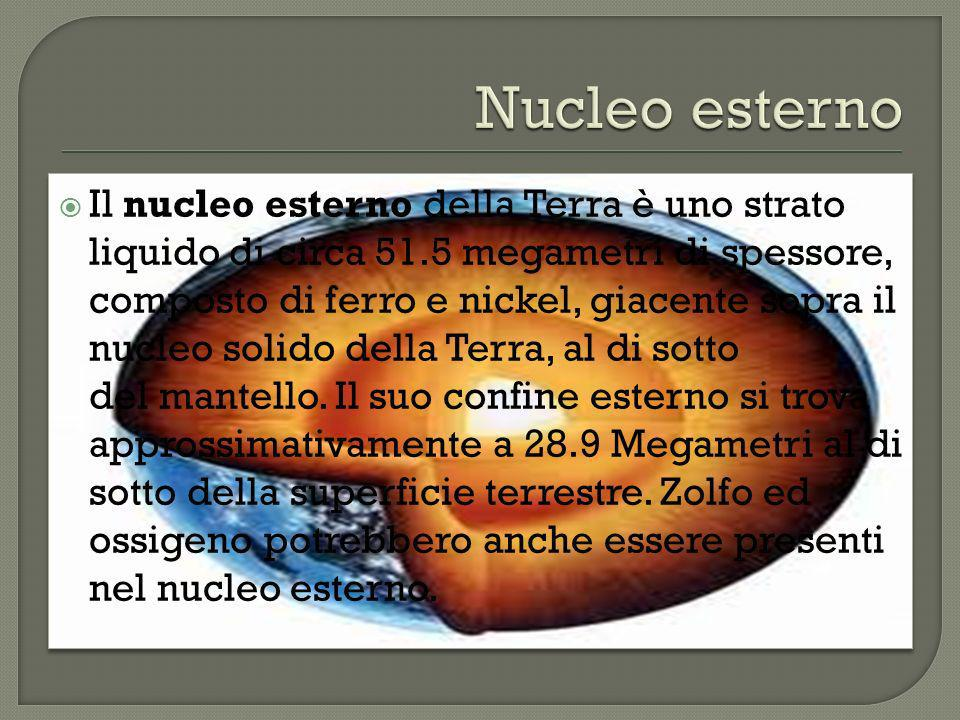 Nucleo esterno