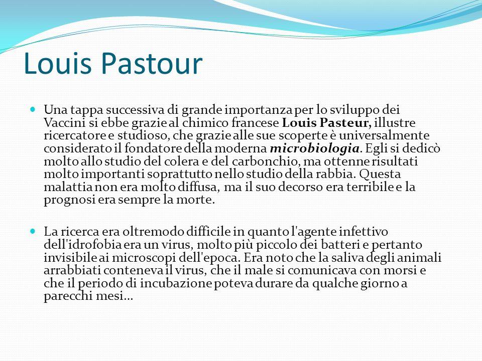Louis Pastour