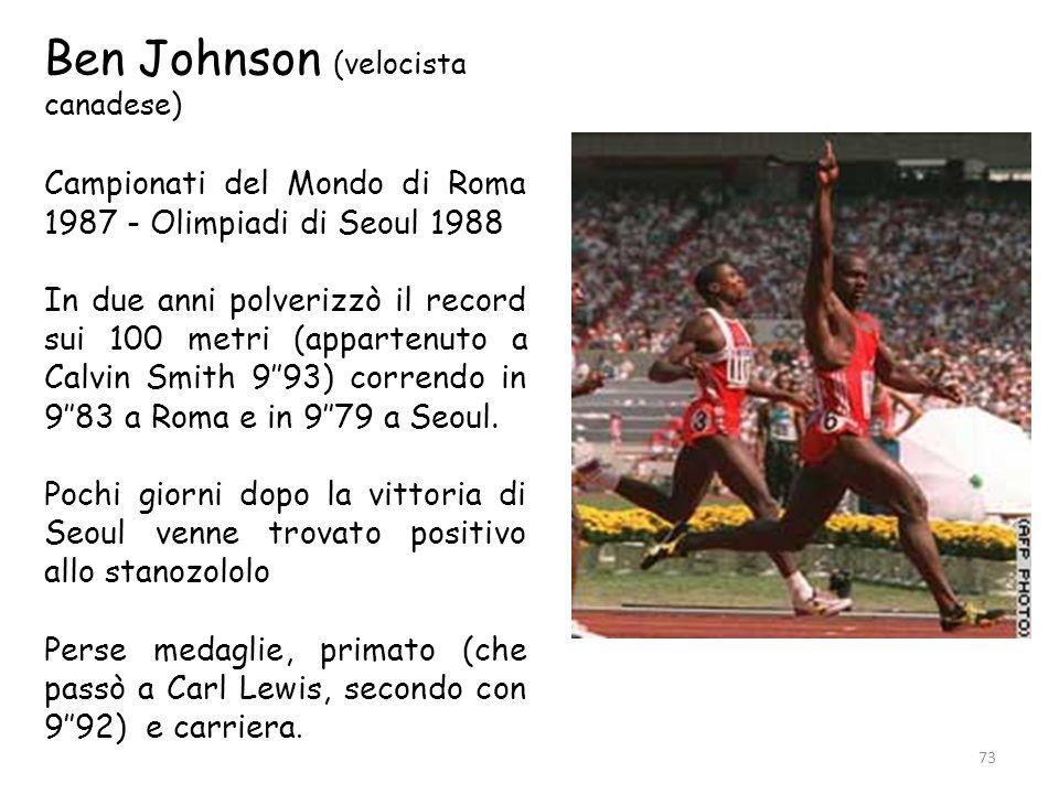 Ben Johnson (velocista canadese)