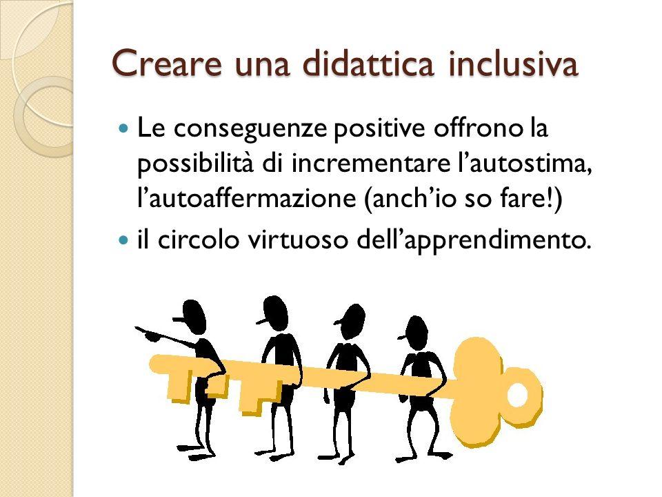 Creare una didattica inclusiva