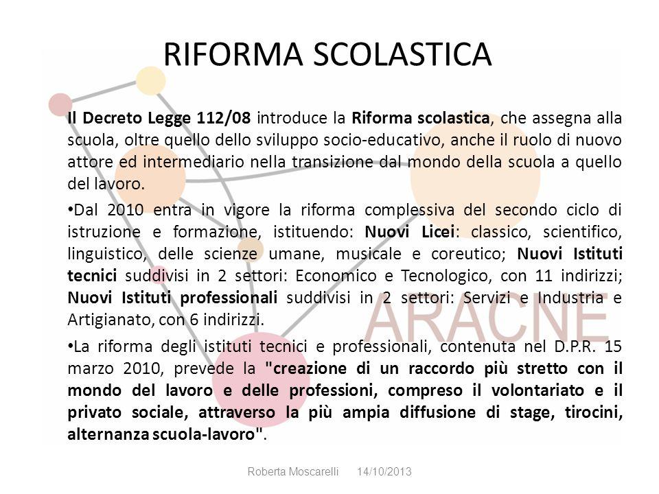 Riforma Scolastica