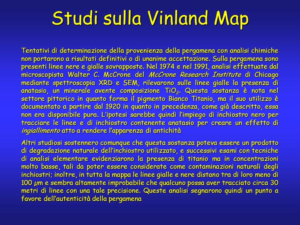 Studi sulla Vinland Map