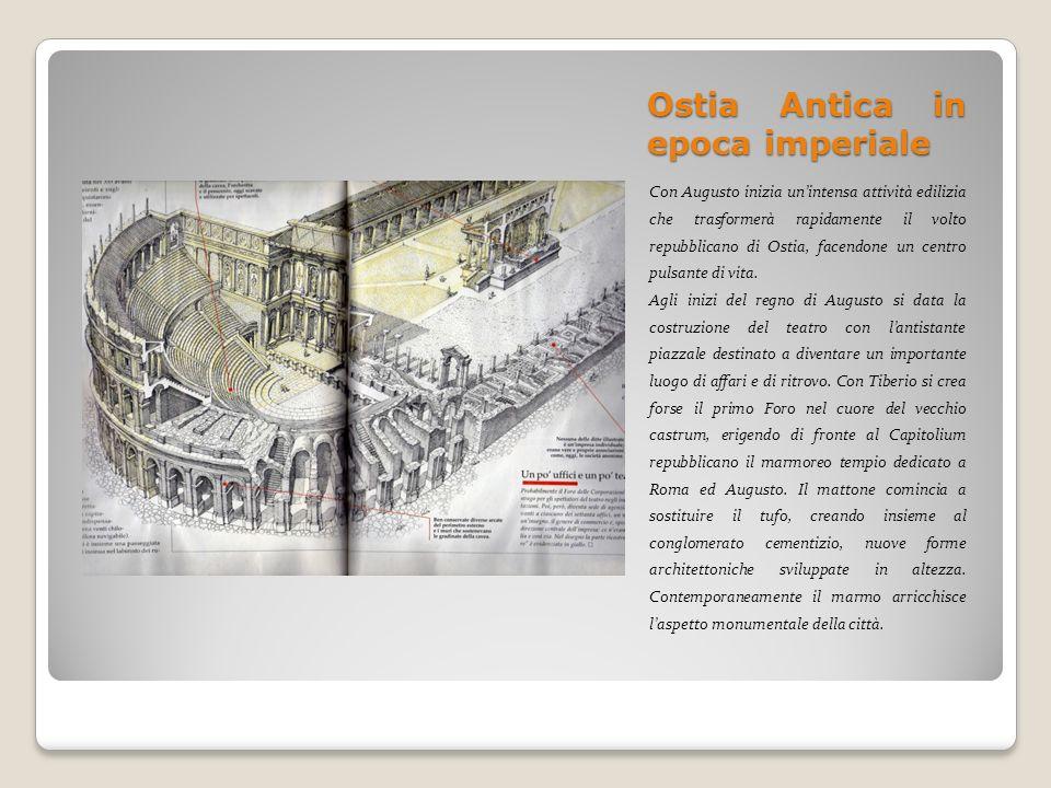 Ostia Antica in epoca imperiale