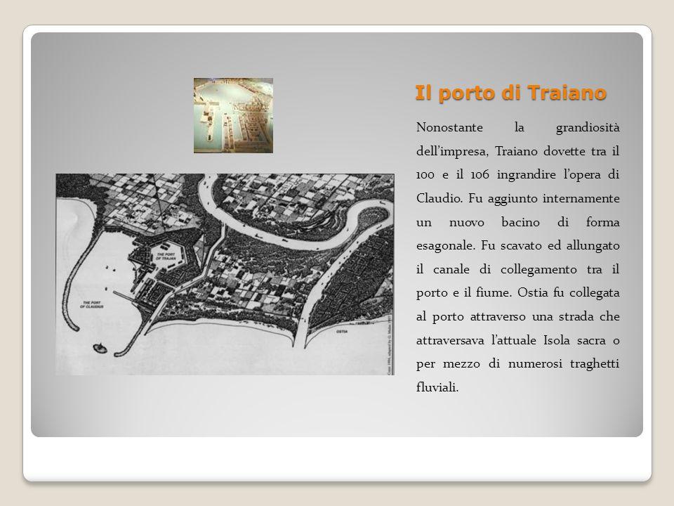 Il porto di Traiano