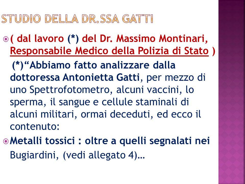 STUDIO DELLA Dr.ssa GATTI