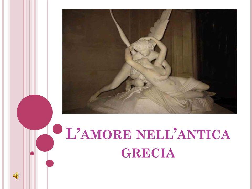 L'amore nell'antica grecia