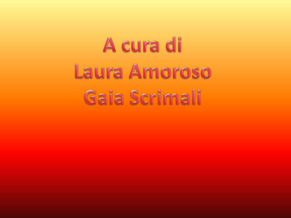A cura di Laura Amoroso Gaia Scrimali