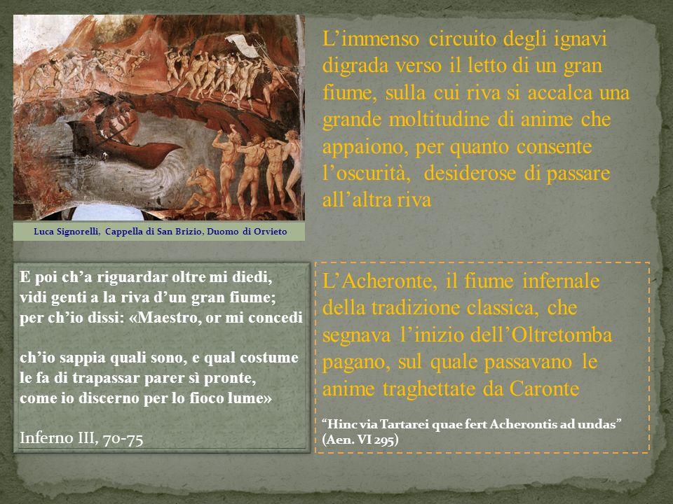 Luca Signorelli, Cappella di San Brizio, Duomo di Orvieto