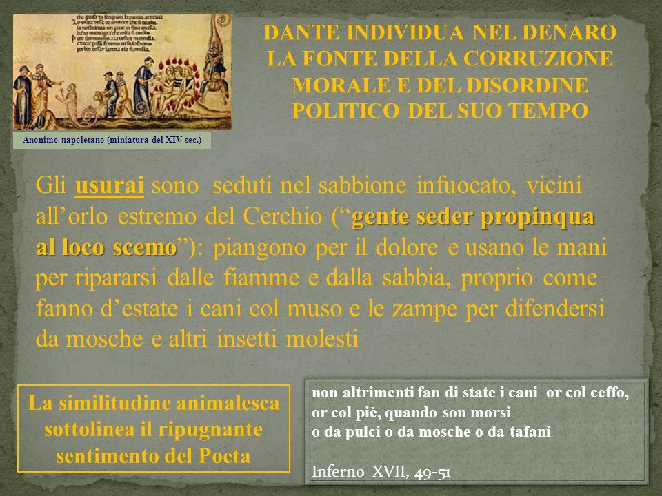 Anonimo napoletano (miniatura del XIV sec.)