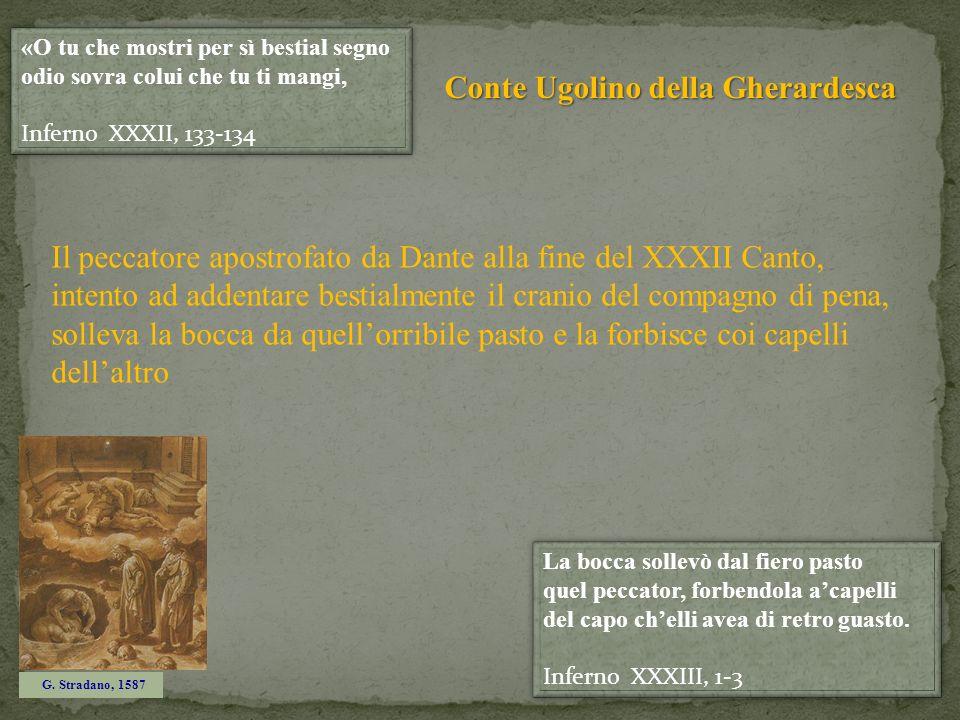 Conte Ugolino della Gherardesca