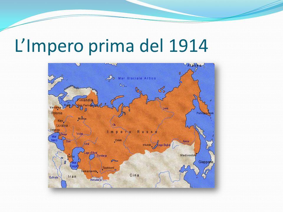 L'Impero prima del 1914