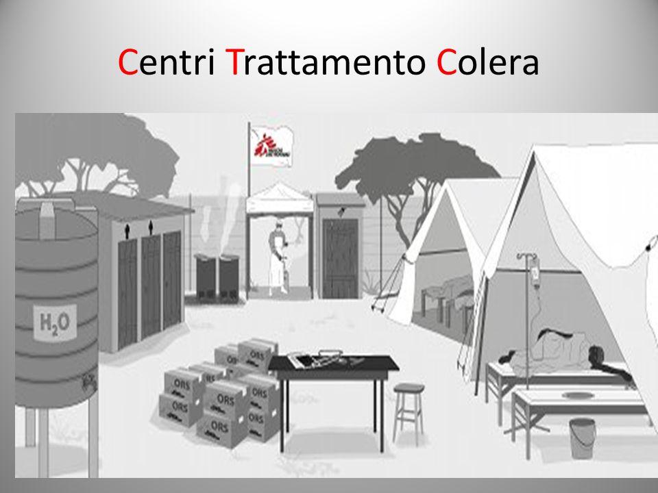 Centri Trattamento Colera