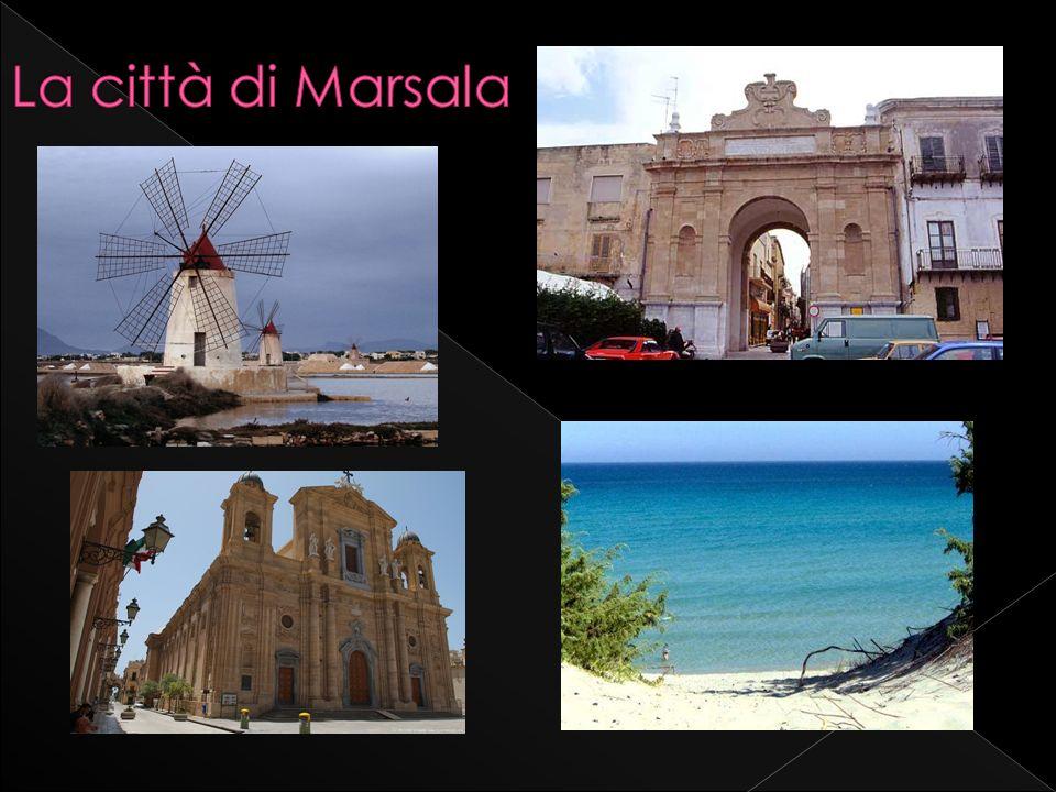 La città di Marsala