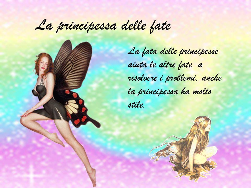 La principessa delle fate