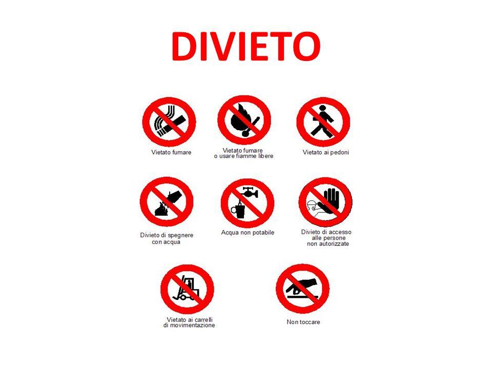 DIVIETO