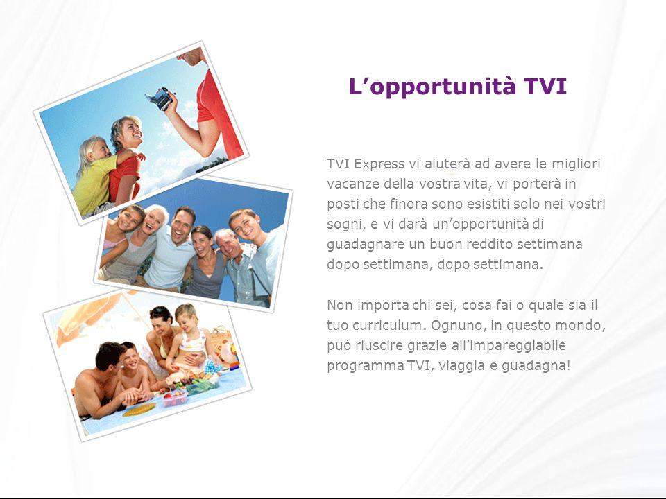 L'opportunità TVI