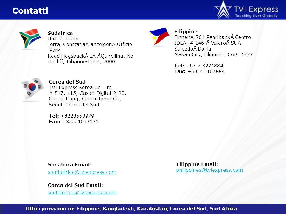 Contatti Filippine Einheit704 PearlbankCentro IDEA, # 146 ValeroSt.SalcedoDorfa.