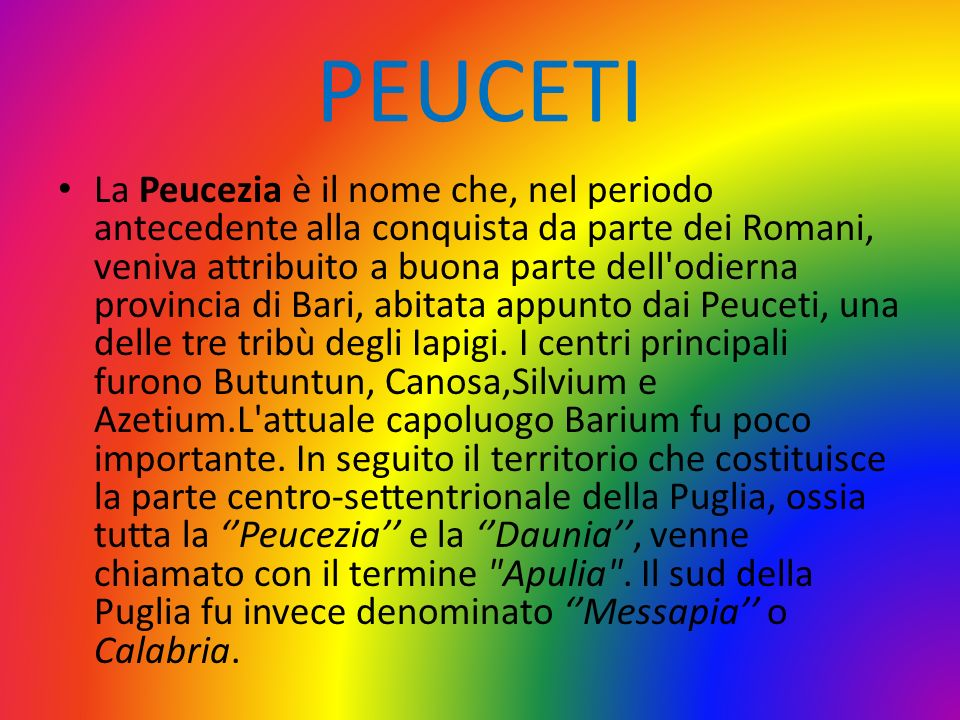 PEUCETI