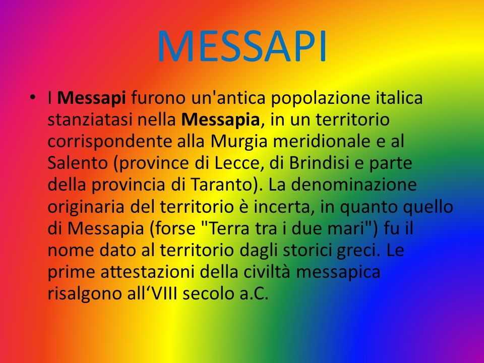 MESSAPI