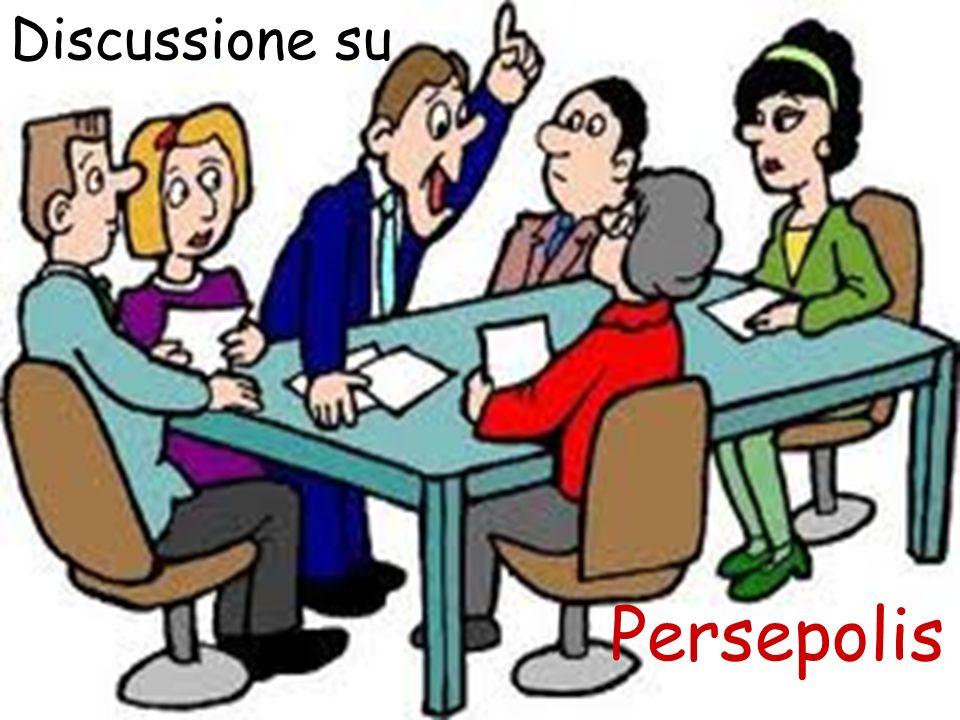 Discussione su Discussione perse Persepolis