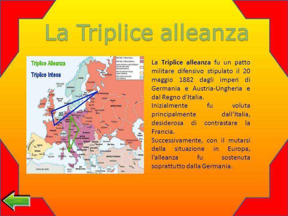 La Triplice alleanza