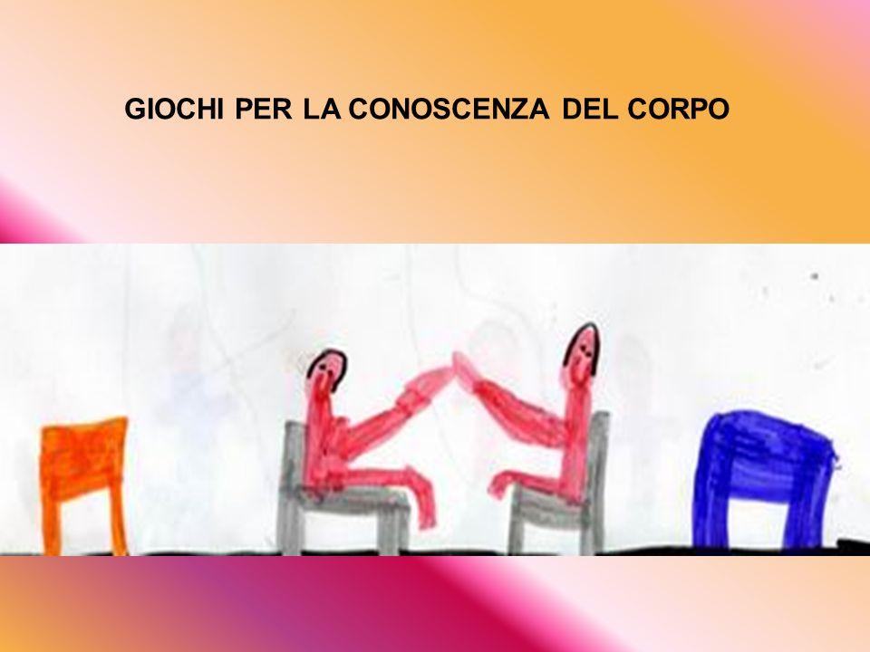 GIOCHI PER LA CONOSCENZA DEL CORPO