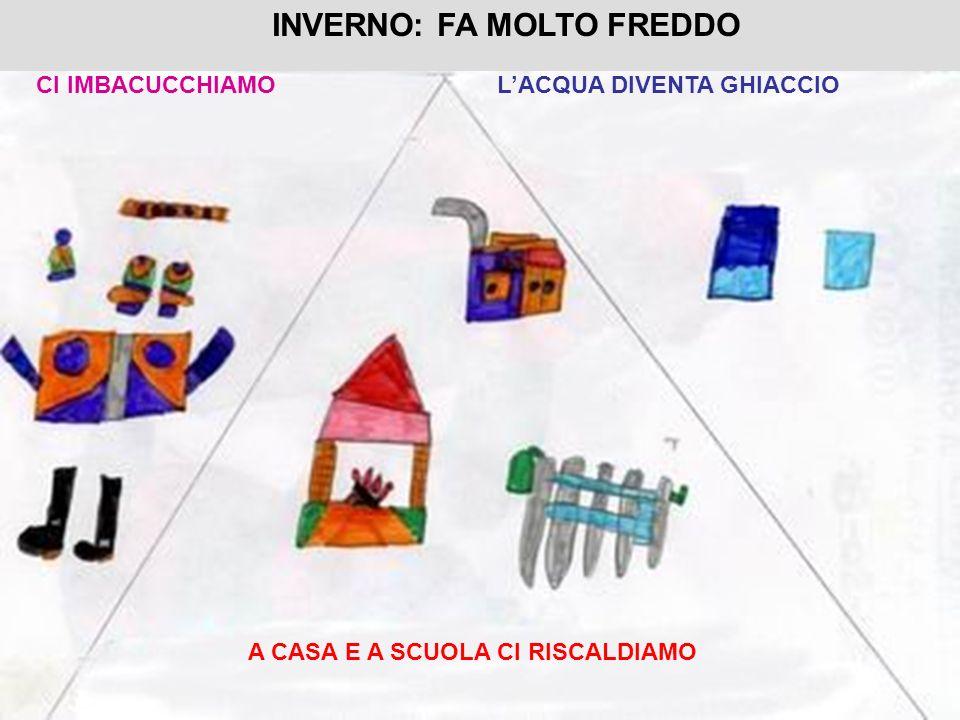 INVERNO: FA MOLTO FREDDO