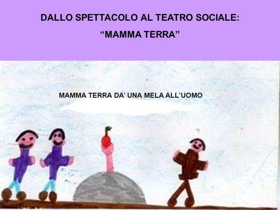 DALLO SPETTACOLO AL TEATRO SOCIALE: