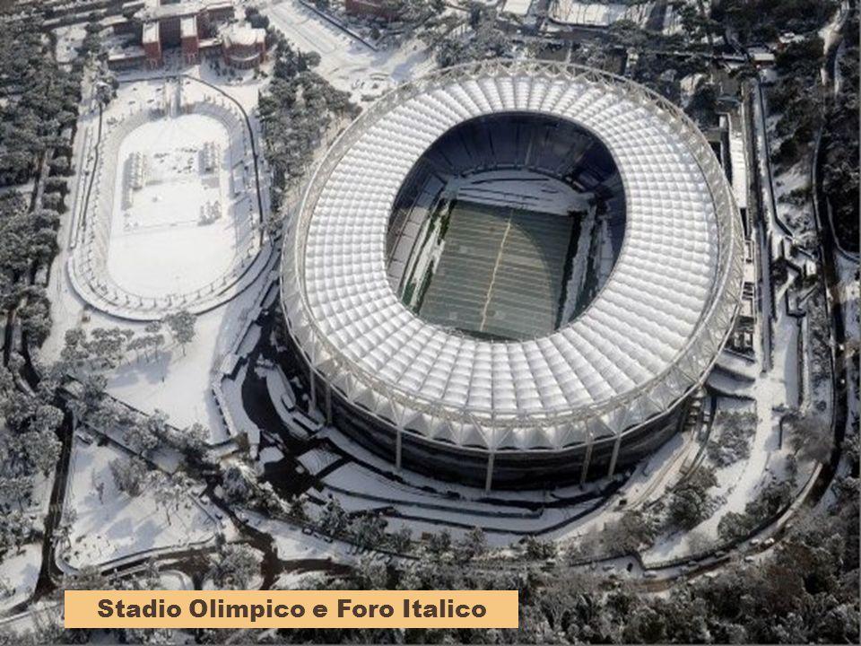 Stadio Olimpico e Foro Italico