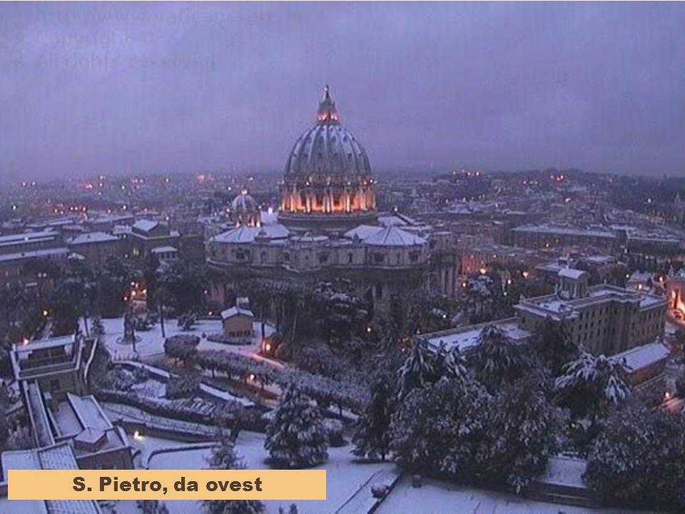 S. Pietro, da ovest