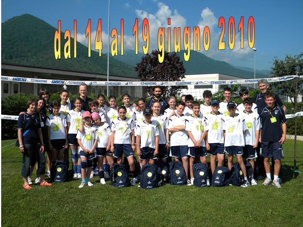 dal 14 al 19 giugno 2010
