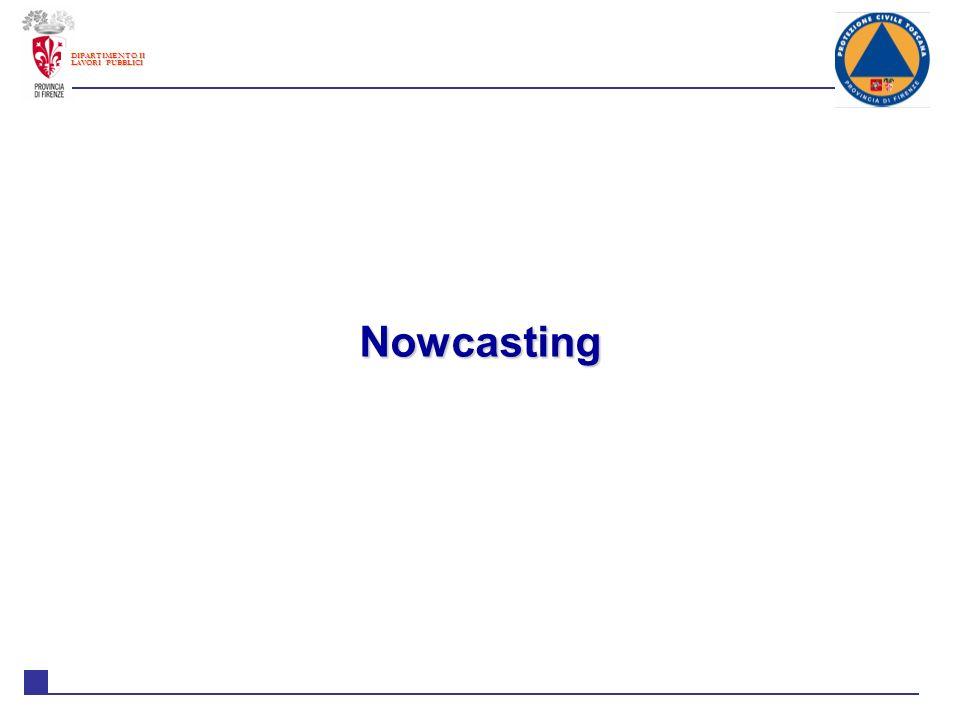 DIPARTIMENTO II LAVORI PUBBLICI Nowcasting