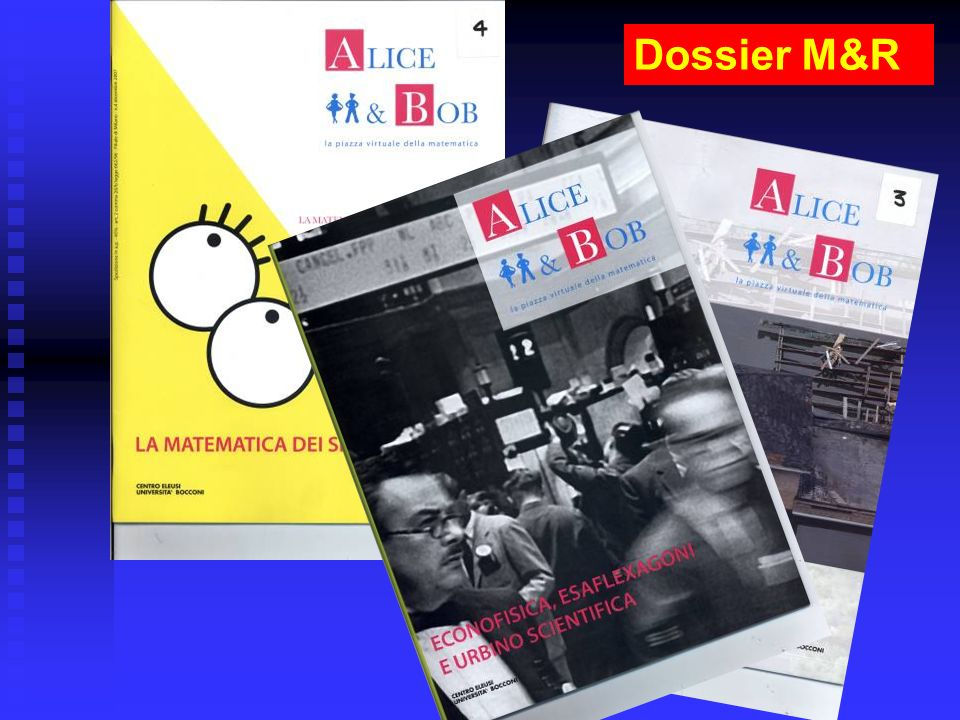 Dossier M&R