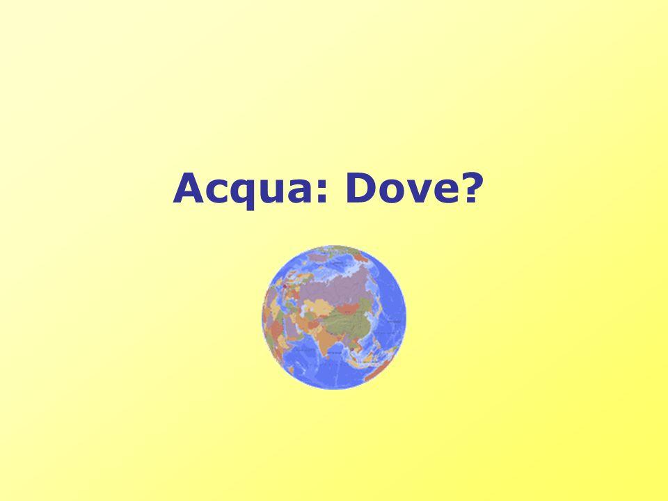 Acqua: Dove