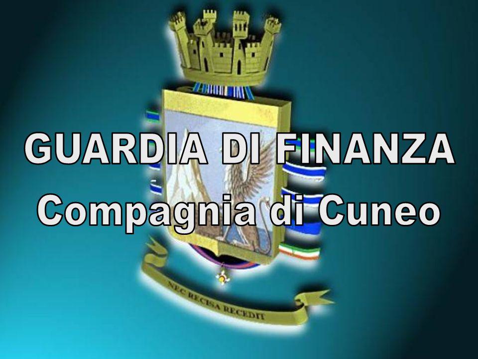 GUARDIA DI FINANZA Compagnia di Cuneo
