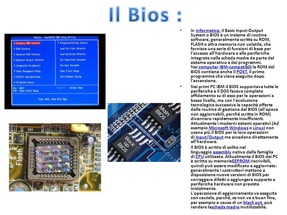 Il Bios :