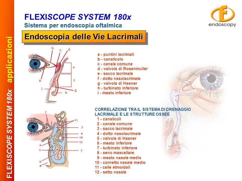 Endoscopia delle Vie Lacrimali