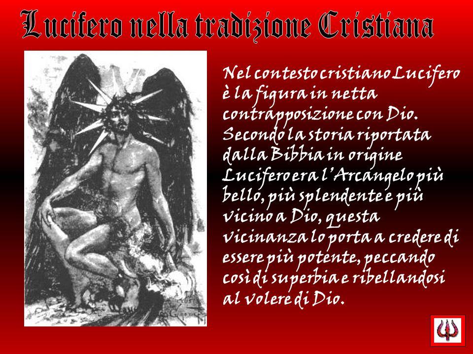 Lucifero nella tradizione Cristiana